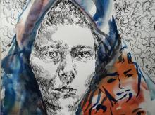 Martyna Kaszyca 2A 1 autoportret sentymentalny