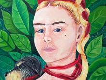 a la Frida Martyna Wawrzynów 3a