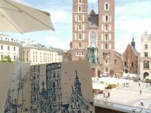 Daria Politova szkice z podróży 1
