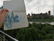 Daria Politova szkice z podróży 2