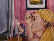 Autoportret Martyna Wawrzynów 3a